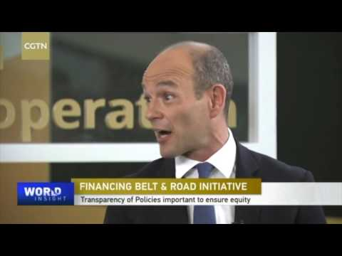 Financing B&R Initiative: Interview with European and Lao bankers
