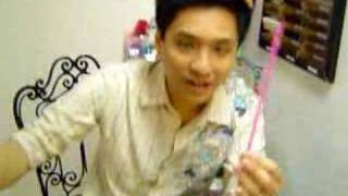 Vincent Copperfield 14  - BEST VISUAL STRAWS PENETRATION MAGIC TRICKS REVEALED (ENGLISH VERSION) 香港最受歡迎的魔術教學!太神奇誇張,必看!