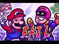 SUPER SMASH BROS FAIL, Smash 4 Parody.