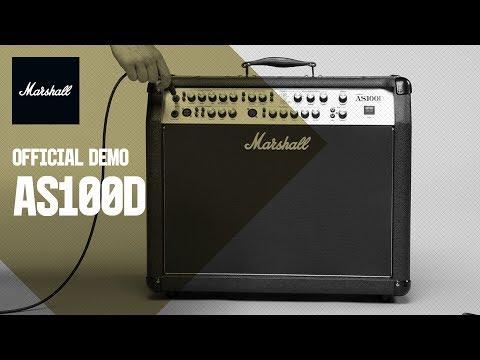 Marshall AS100D - Product Demo