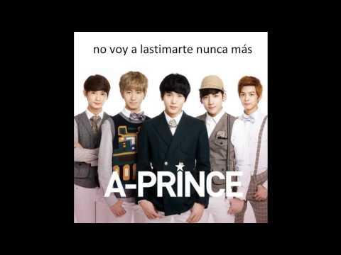 A Prince   oh girl! sub español