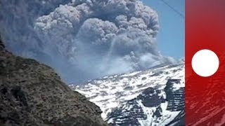 Volcano threat: thousands face evacuation around Copahue volcano