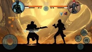титан и Мэй на затмении без читов ! Shadow fight 2