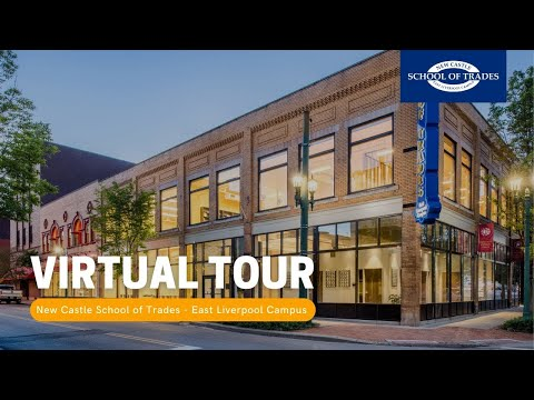 New Castle School of Trades - East Liverpool Campus Virtual Tour