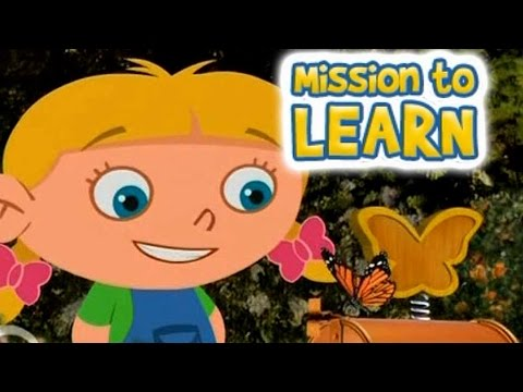 Disney Little Einsteins Mission To Learn Episode The Missing