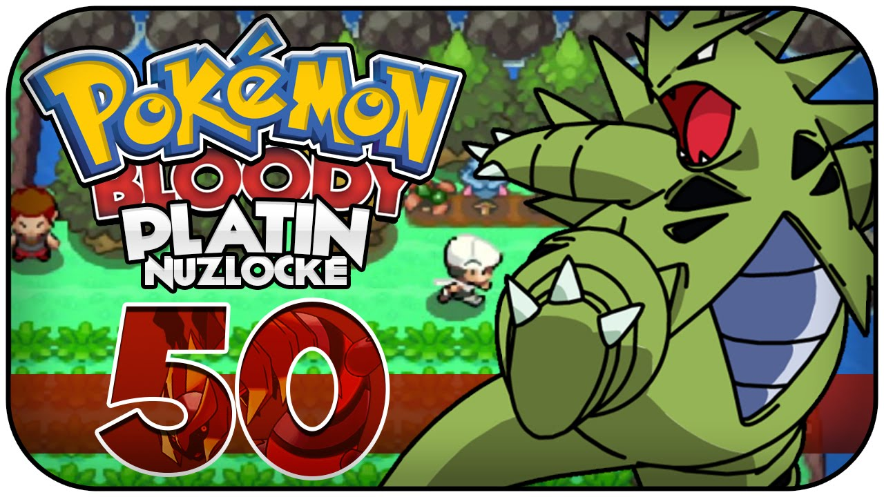 pokemon bloody platin