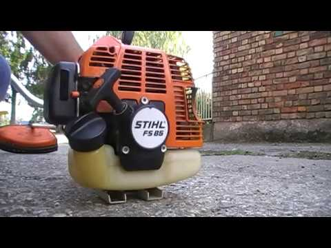 Stihl Fs 85 Trimmer Parts Diagram Wiring 2 Pin Flasher Relay My Brushcutter, Pt. 1 (motorni čistač, Flakserica) - Youtube