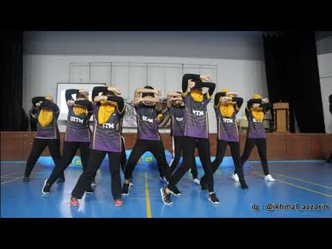 [ OFFICIAL AUDIO ] MIVG'18 AERODANCE by Faculty of Medicine Uitm sg Buloh
