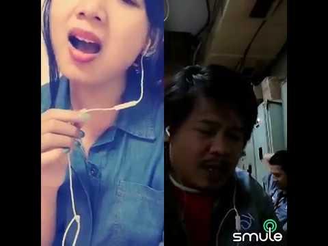 Rhoma Irama   Rita Sugiarto   PERTEMUAN RHOMA IRAMA DUET on Sing! Karaoke by Hinata  smooch and NDRI