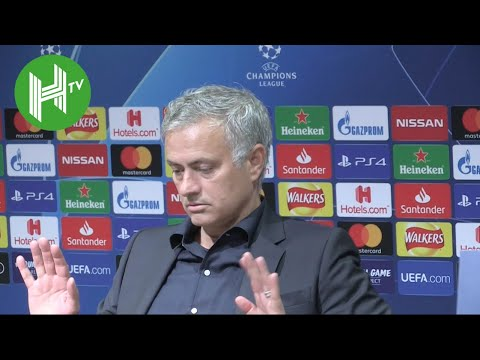 'It's freedom of speech!' | Jose Mourinho responds to Paul Scholes' criticism - Man Utd 0-0 Valencia