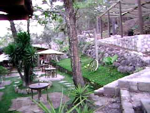 Restaurante casa y campo en santa ana f m honduras youtube for Restaurantes casa de campo