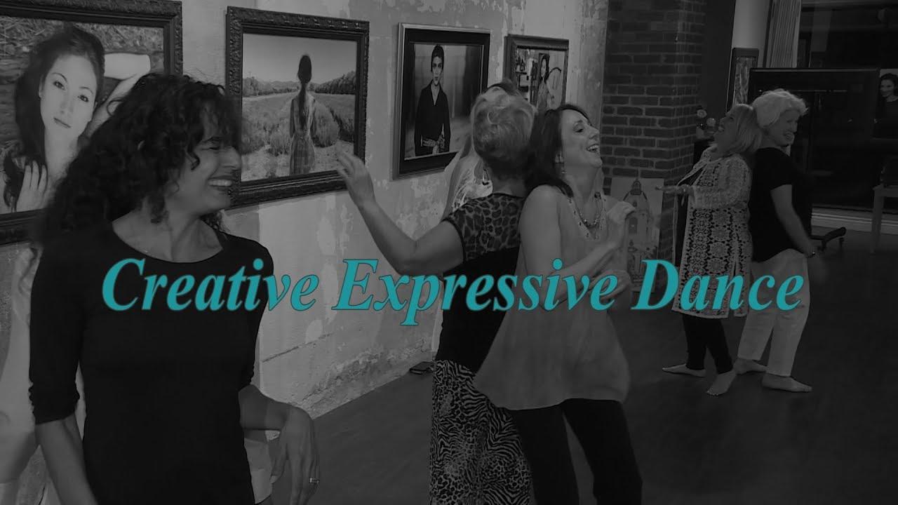 Creative Expressive Dance