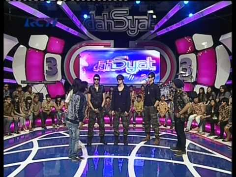 HITZ - Yes Yes Yes,Live Performed di Dahsyat (17/07) Courtesy RCTI