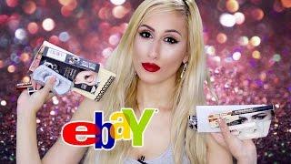 EBAY FINDS HAUL! 💰 // Makeup, False Eyelashes & More! #20