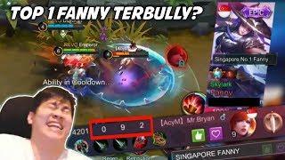 BULLY TOP 1 FANNY DI RANK BARENG DONKEY, GAK DIKASIH KENDOR!!!