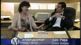 Interview on board Mariner of the Seas