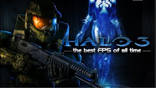 The Best FPS of ALL Time | Halo 3 Was Halo At Its Best