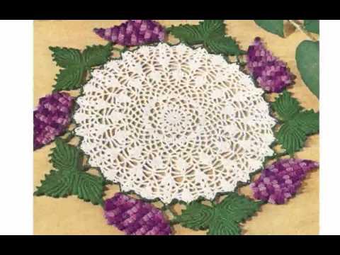 Doily Crochet Patterns Free