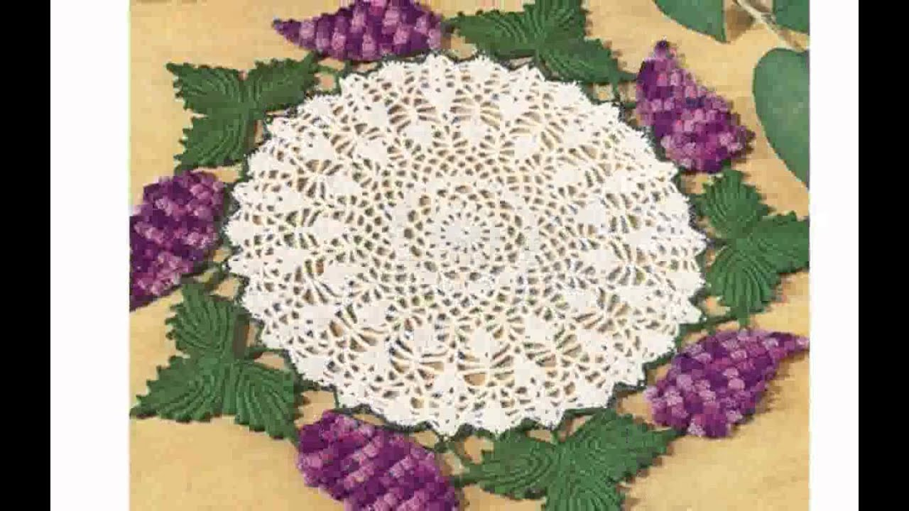 Crochet Patterns : Doily Crochet Patterns Free - YouTube