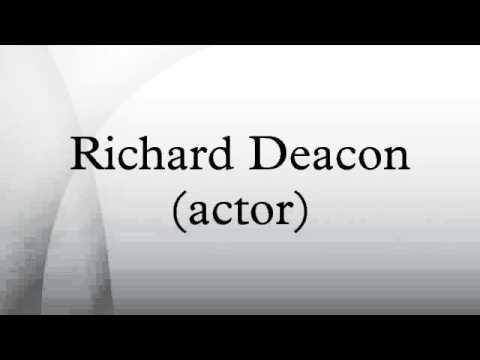 Richard Deacon actor
