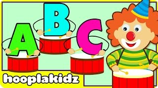 ABC Song | Learn Alphabet For Preschool By HooplaKidz