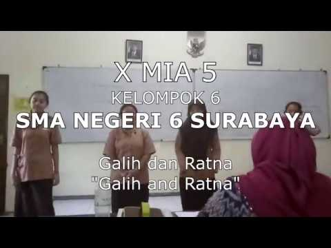 Galih dan Ratna English Version