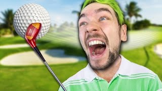 AND PEOPLE CALL ME THE LOUD ONE | Golf With Your Friends #3