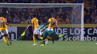 Tigres Highlights vs. Santos Laguna with saves