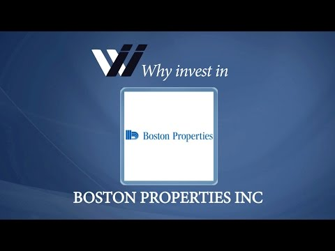 Boston Properties Inc - Why Invest in
