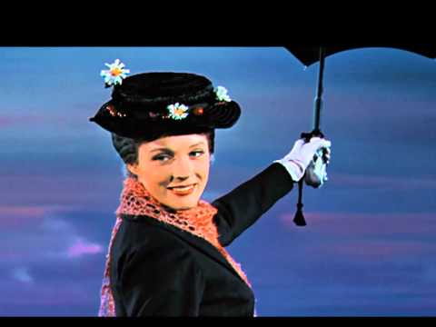 Feed the Birds - Karaoke & Backing Video - Mary Poppins