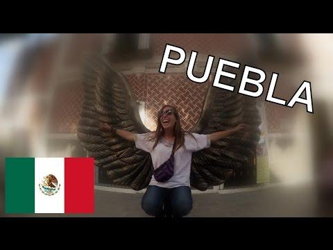 Visitando Puebla, México || Random Daily