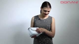Обзор женского клатча DUE OMBRE/ Обзоры итальянских сумочек и клатчей от интернет-магазина Domani
