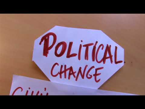 European Civic Forum - it's our birthday!