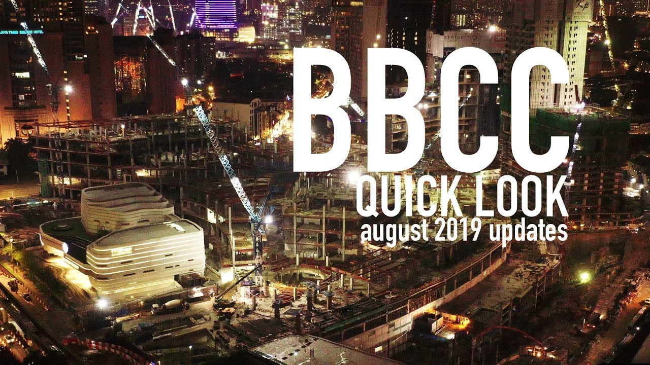BBCC quick look AUGUST 2019 - YouTube