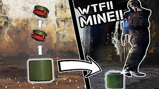 Airsoft BOUNCING BETTY VS Pro Players (They had NO Clue..)