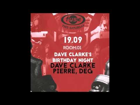 Dave Clarke Live @ Fuse Club 19/09/2015 (Full DJ Set)