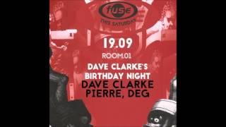 Dave Clarke Live @ Fuse Club 19/09/2015 (Full DJ Set)