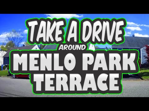 Take a Drive around Menlo Park Terrace, NJ - Check out the area!