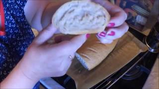 Печём хлеб