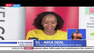 Standard Group PLC partners with Absa bank Africa to host this year's live to lead virtual event