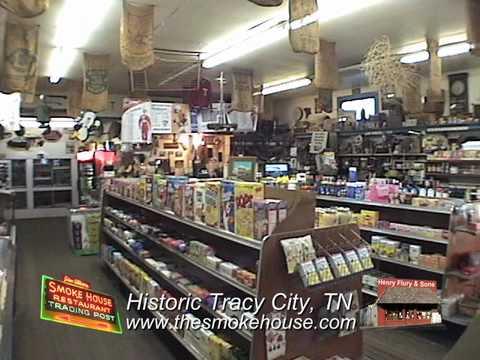 Historic Tracy City,TN .mov