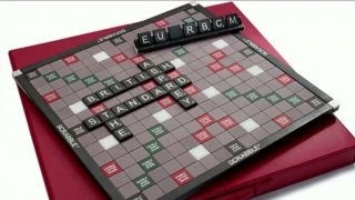 Scrabble gets high-end makeover with $11,950 set