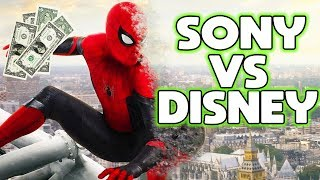 What you need to Know about the Sony & Disney Spider-man Movie Deal!