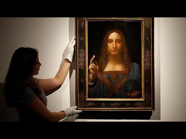 Leonardo da Vinci's $100 million rediscovered painting