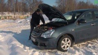 Nissan Almera - легкий тест-драйв