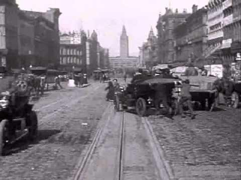 A Trip Down Market Street, 1905