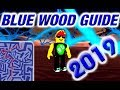 Lumber Tycoon 2 - BLUE WOOD - Maze Map - 2019