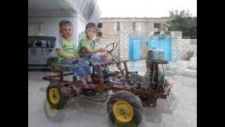 Самодельный детский Автомобиль  своими руками (Samir Usta)