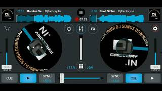 Hindi Old Dj Song | 90's Hindi Superhit Dj Mashup Remix Song |  Old is Gold Hi Boom Bass Dholki Mix