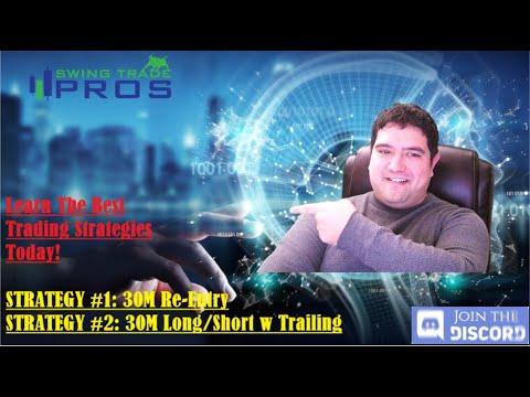 Trading bot strategies crypto